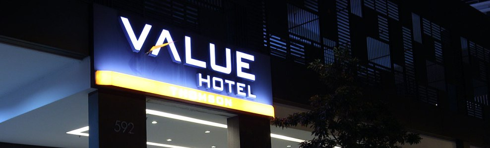 Value Hotels Singapore