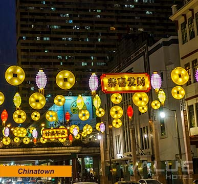 Chinese New Year Light-Up at Chinatown | Value Hotel