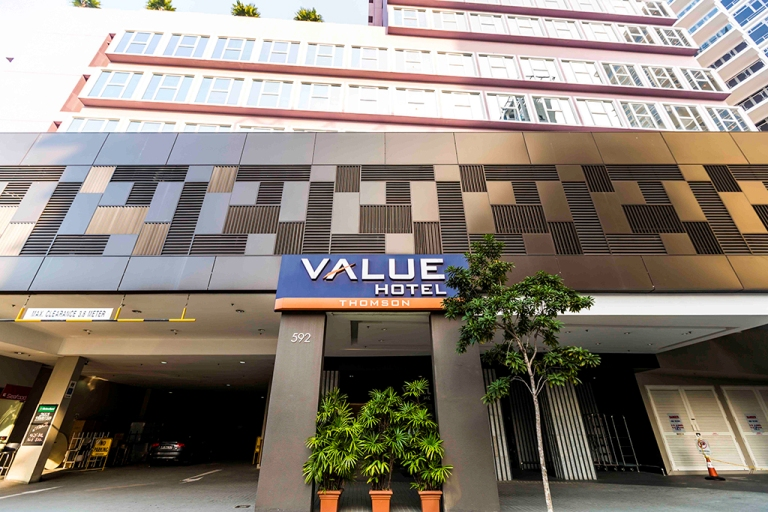 Value Hotel Thomson - Ideal hotel for many travellers with great facilities and ammenities