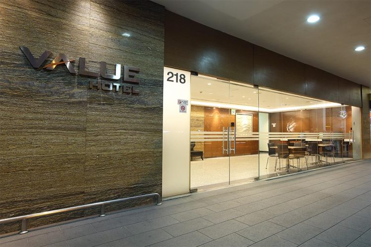 Value Hotel Balestier - Well designed clean look