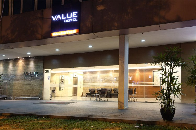 Value Hotel Balestier - Inviting surrounding