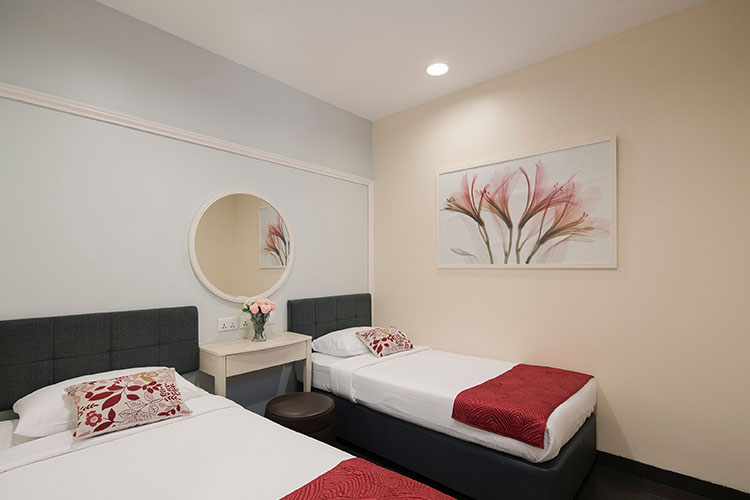 Value Hotel Balestier - well-appointed rooms