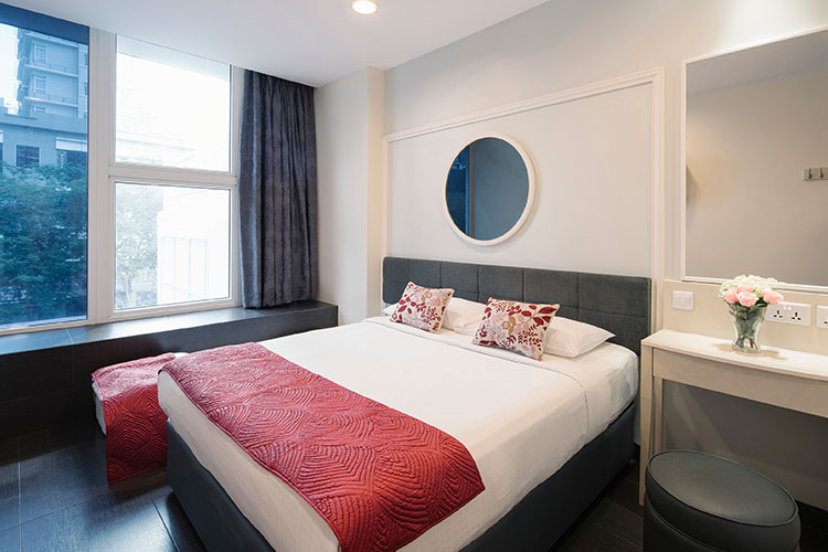 Value Hotel Balestier - Nice and clean cosy room for the whole family