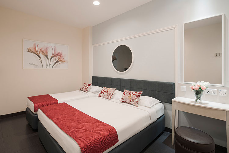 Value Hotel Balestier - Nice and clean cosy room for couples
