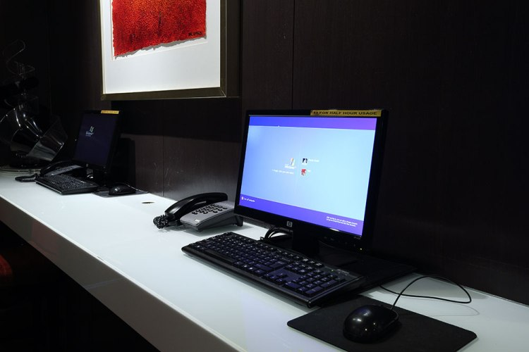 Value Hotel Thomson - High speed wifi access throughout the hotel